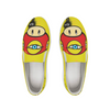 Third Eye Slip-On Canvas Shoe