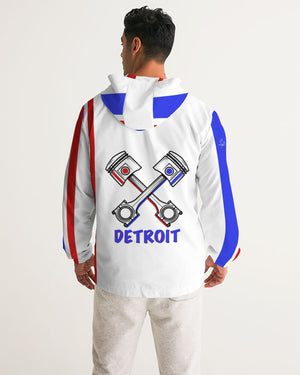 Detroit Men's Windbreaker