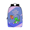 Dead Fish Yosh Large Backpack