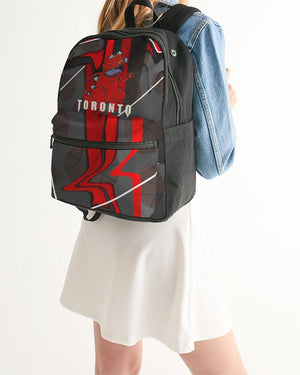 Toronto  Small Canvas Backpack