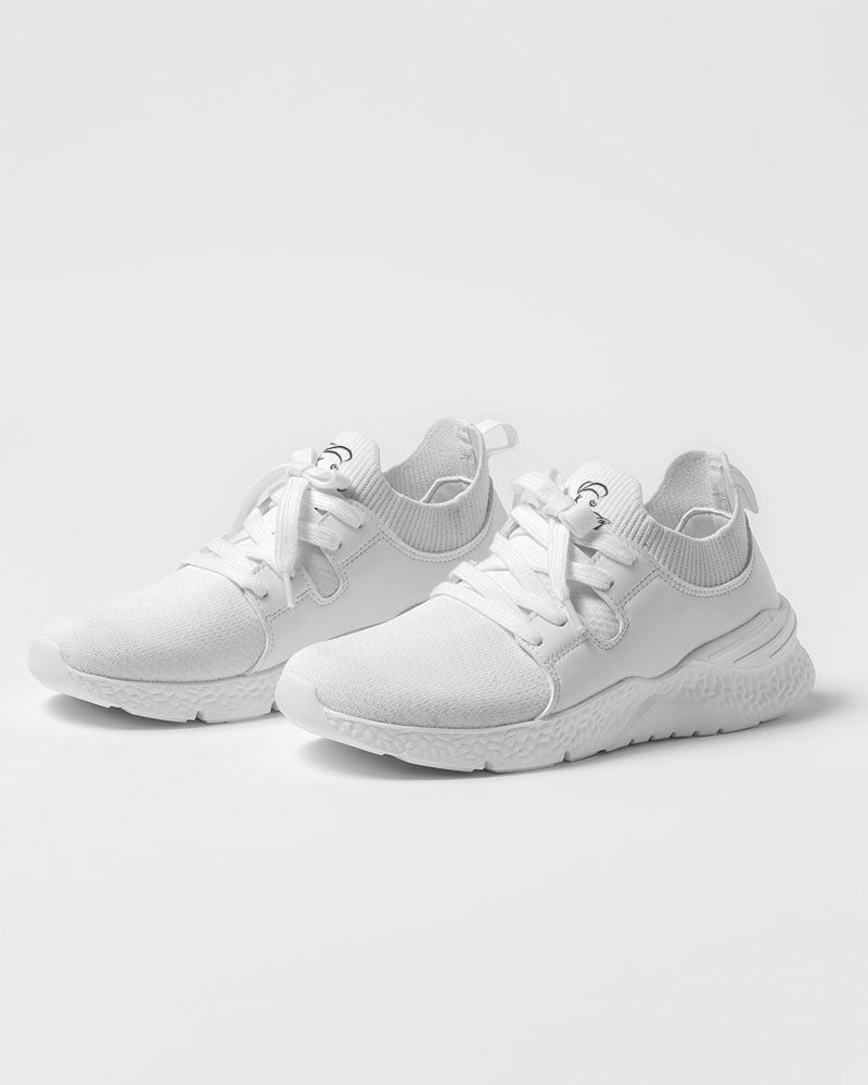 K_o 2 White Men's Two-Tone Sneaker