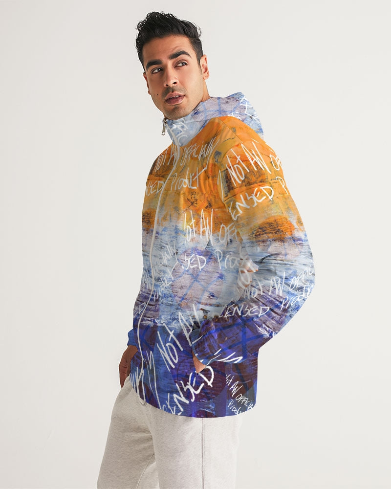 New York Men's Windbreaker