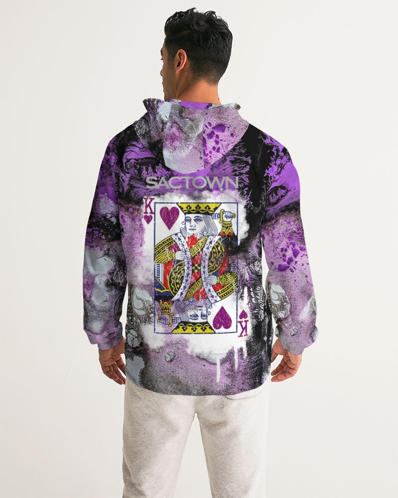 Sacramento Men's Windbreaker
