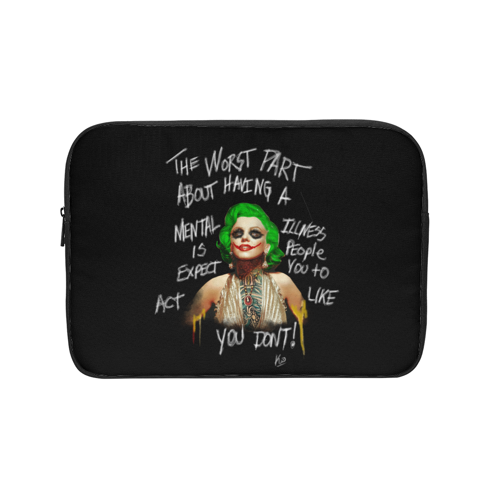 Mental Laptop Sleeve