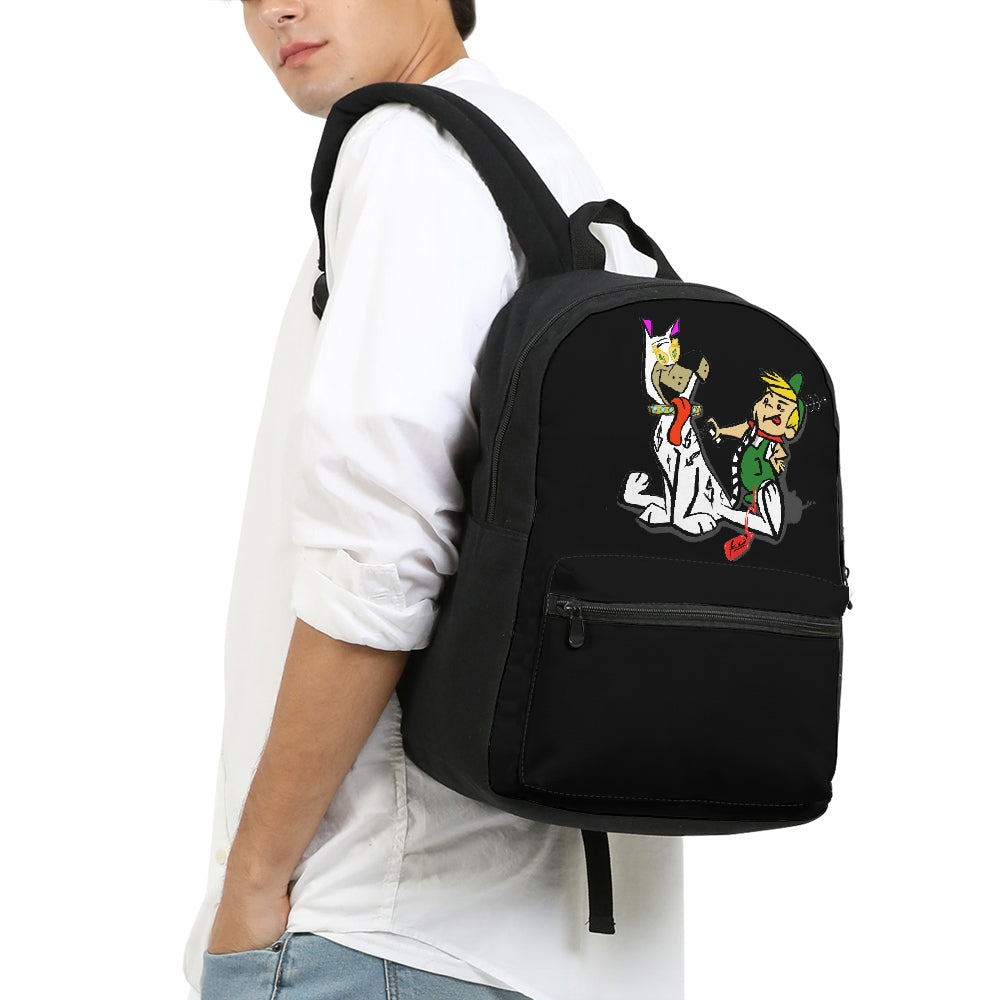 Fake It Small Canvas Backpack