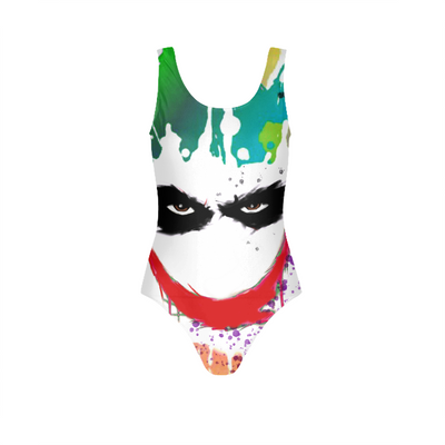 Smile Women's One-Piece Swimsuit