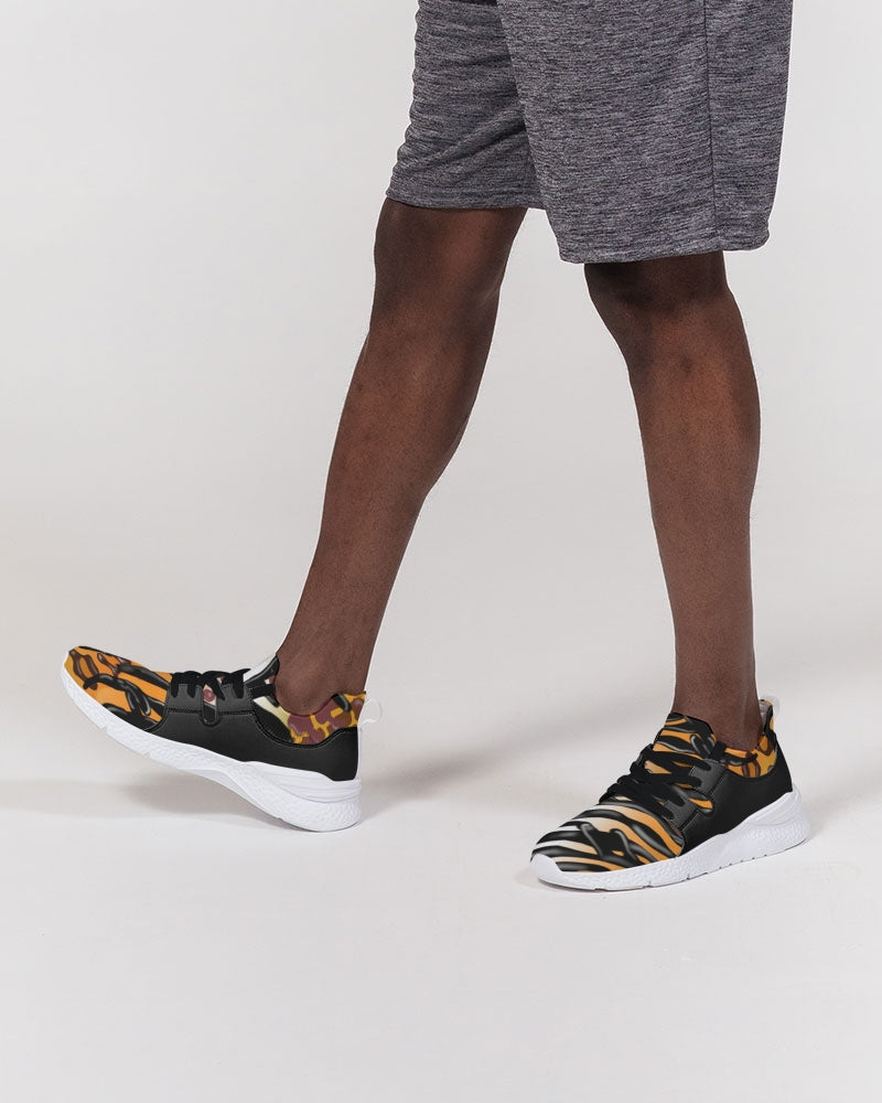 K_o 2 Safari Men's Two-Tone Sneaker