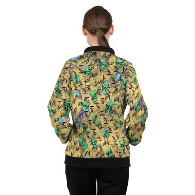 Cash Women's Windbreaker