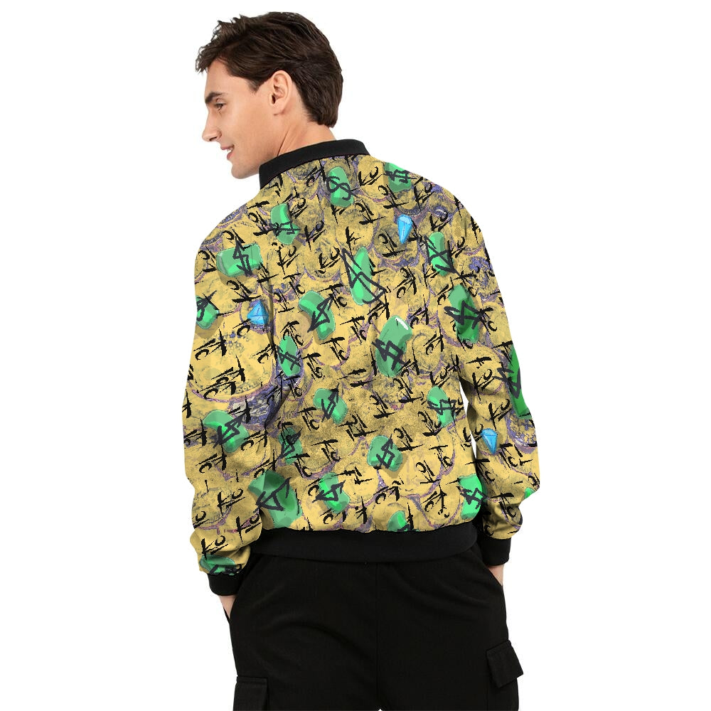 Cash Men's Windbreaker