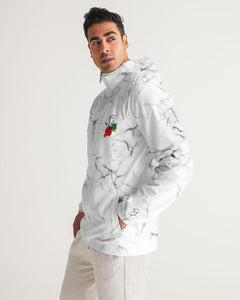 Merry Christmas Men's Windbreaker