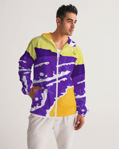 Lost Angel  Men's Windbreaker Los Angeles