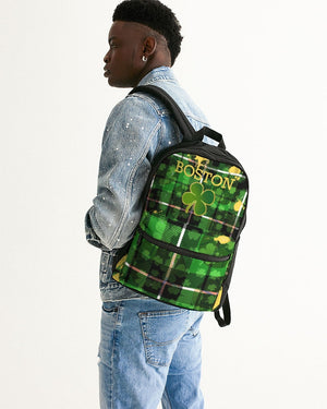 Boston Small Canvas Backpack