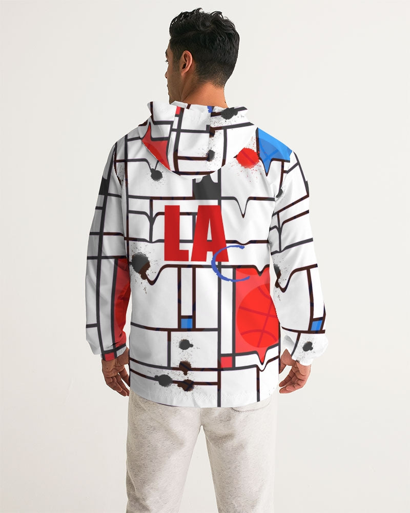 Clippers Men's Windbreaker