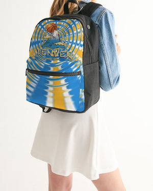 Denver Small Canvas Backpack