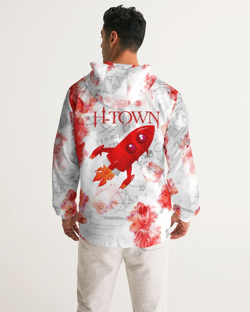 Houston Men's Windbreaker
