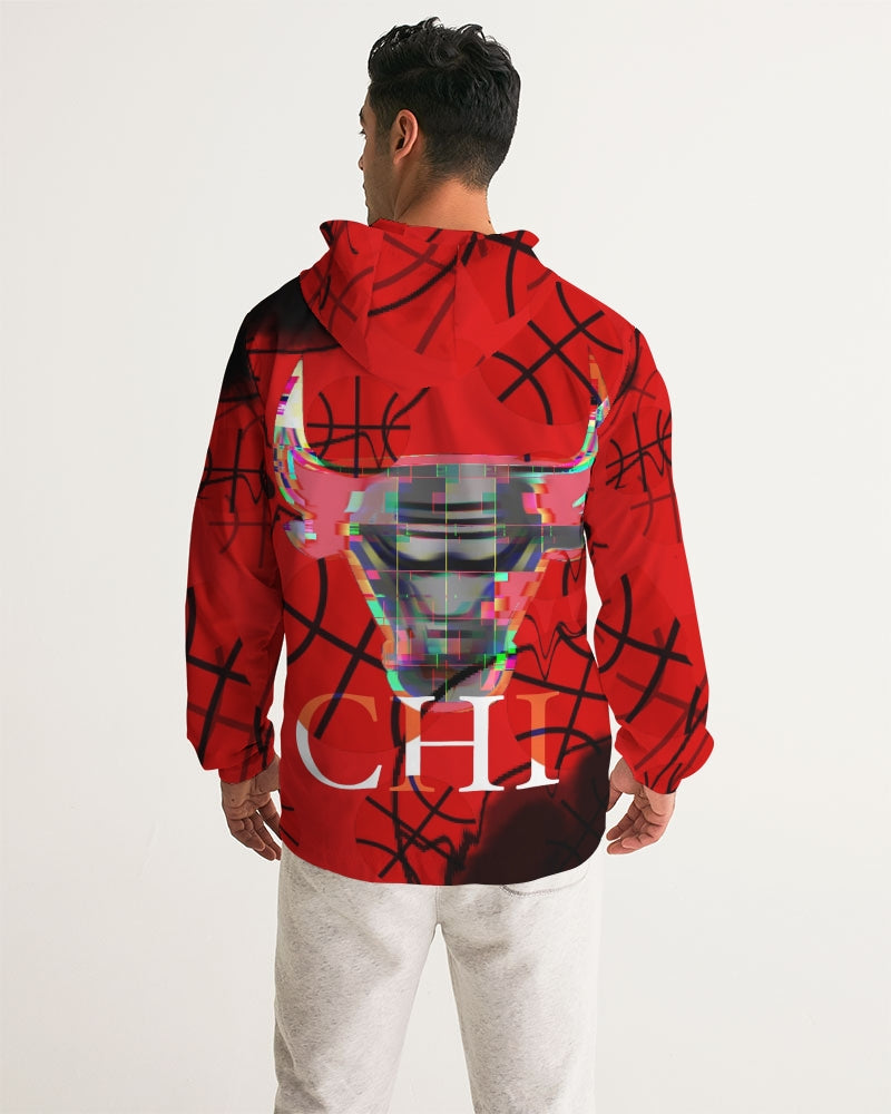 Chicago Men's Windbreaker