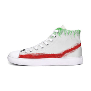 Classic Joker Hightop Canvas Shoe