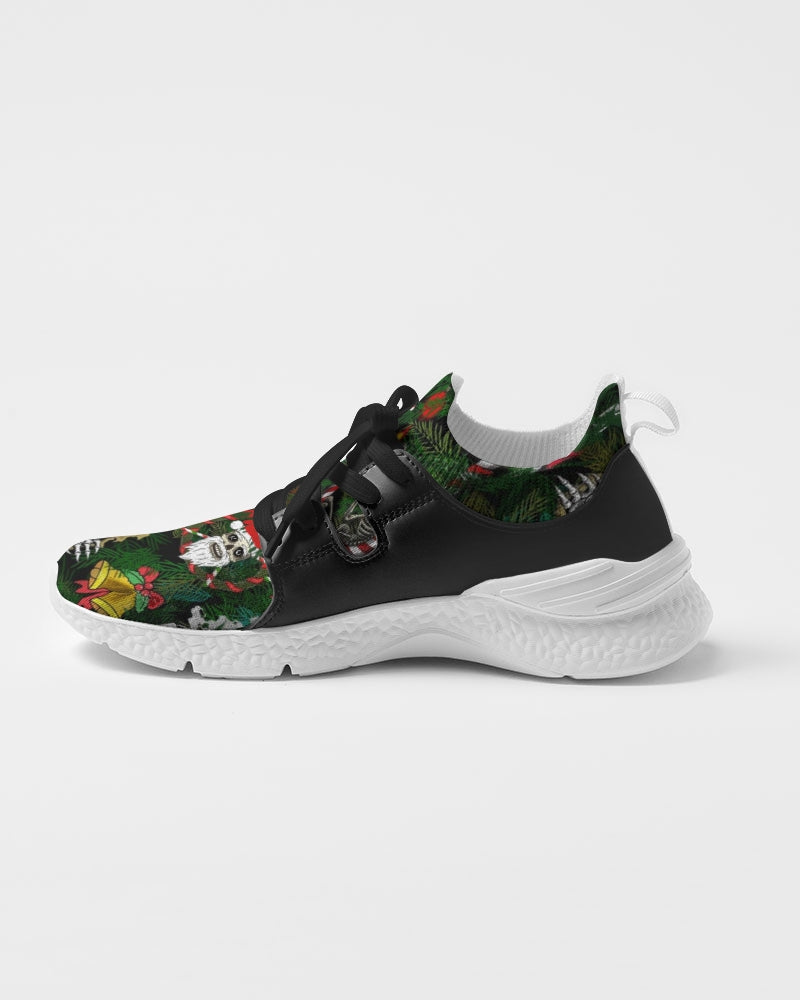 K_o 2 Scary Christmas Men's Two-Tone Sneaker