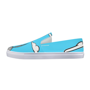 The Bird Slip-On Canvas Shoe