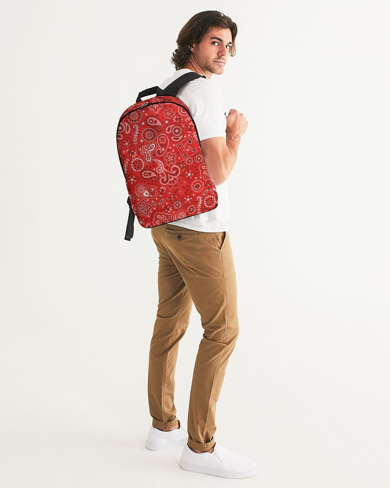 Paisley Large Backpack