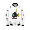 TIME BOMB Men's Windbreaker