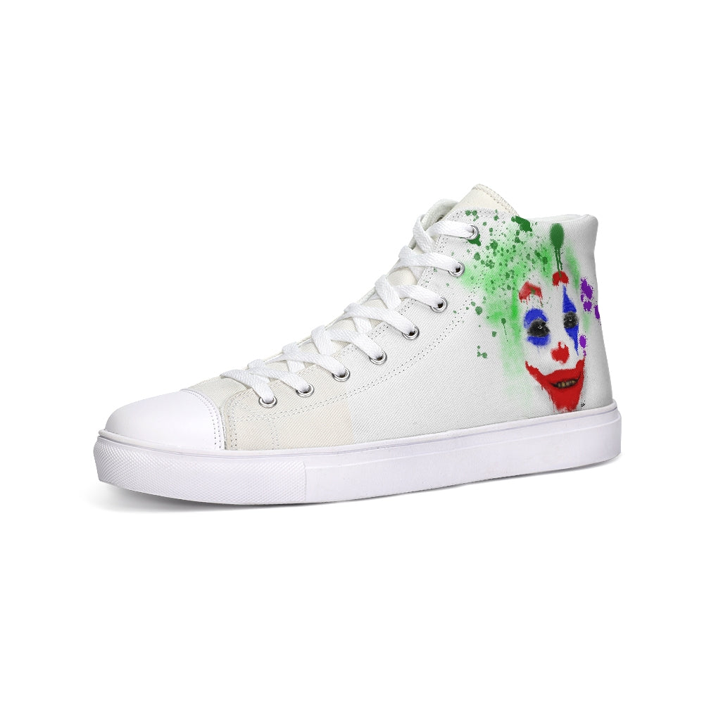 New Joker Hightop Canvas Shoe
