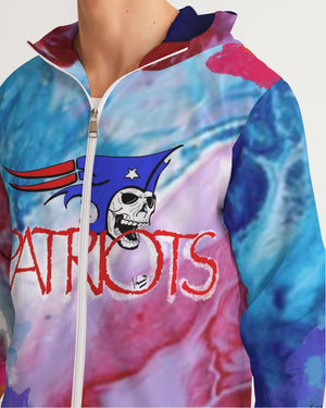 Patriots Men's Windbreaker