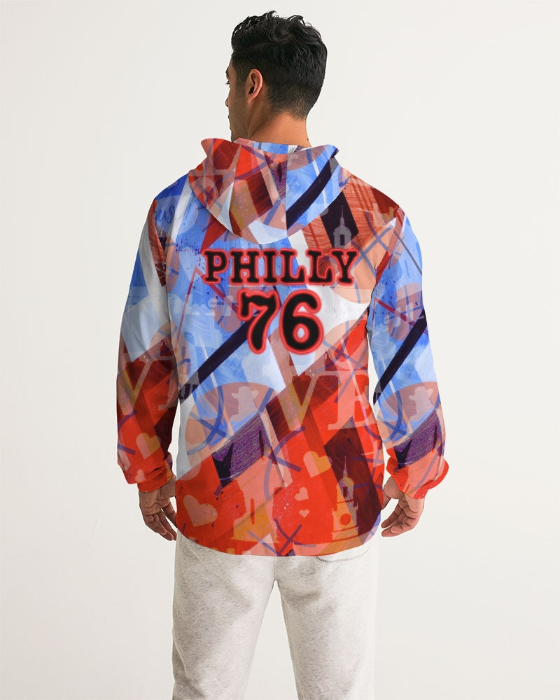 Philadelphia  Men's Windbreaker