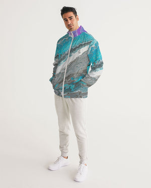 Charlotte Men's Windbreaker