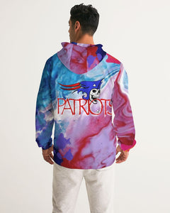 New England Men's Windbreaker