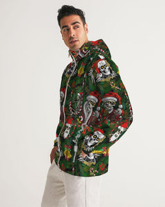 Scary Christmas  Men's Windbreaker