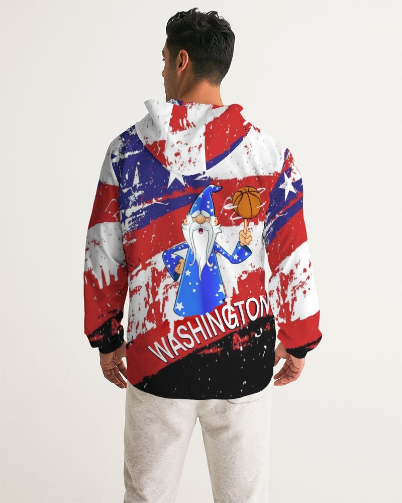 Washington Men's Windbreaker