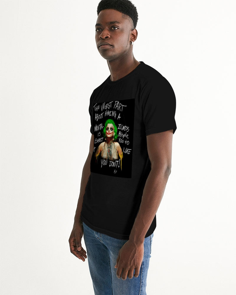Mental Men's Graphic Tee