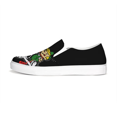 Fake It Slip-On Canvas Shoe