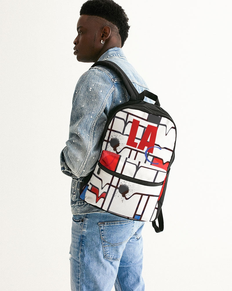 Clippers Small Canvas Backpack