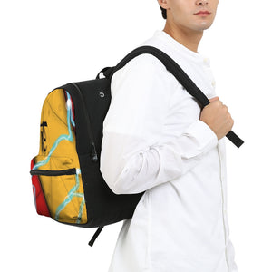 Hero Small Canvas Backpack