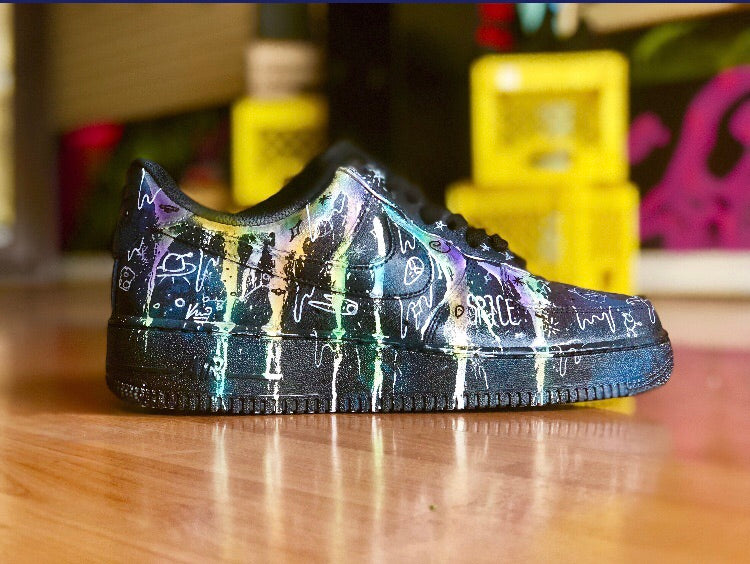 Custom Nike Air Force 1 Shoe Designs | Kickasso Kustoms