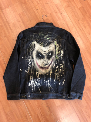 K_o Joker Denim Jacket
