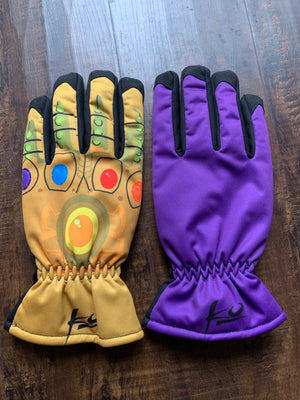 Infinity Gauntlet Winter Glove