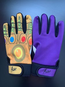 In Stock Infinity Gauntlet Football Receiver Gloves Size Large