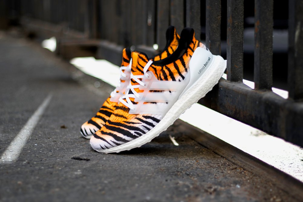 Tiger Ultraboost