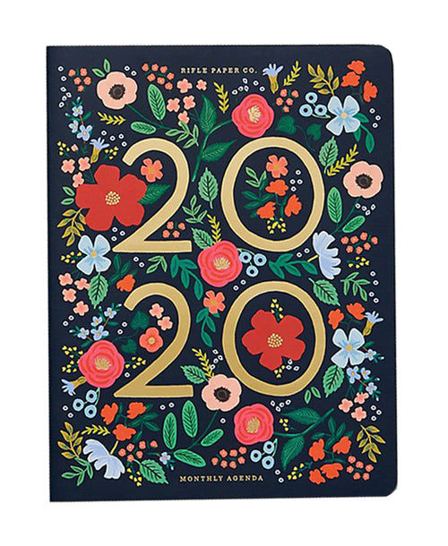 2020 Wild Rose Appointment Notebook