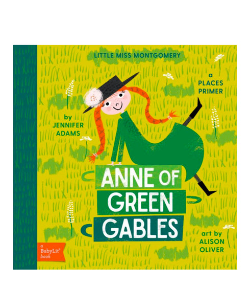 Anne of Green Gables Book