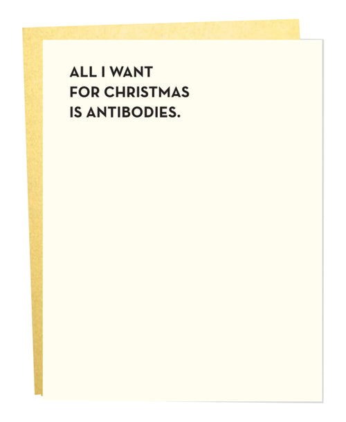 Antibodies Card