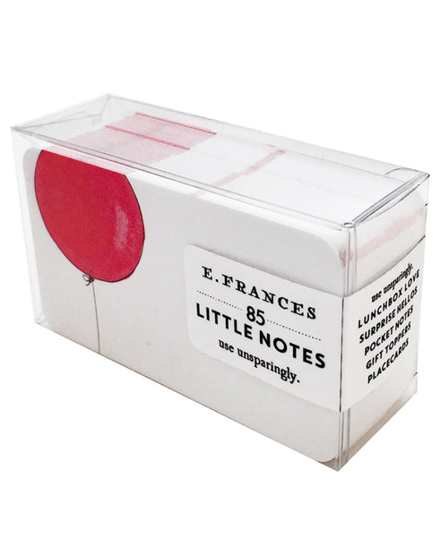 Balloon Little Notes Pack