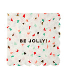 Confetti Be Jolly Napkins