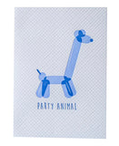 Blue Party Animal
