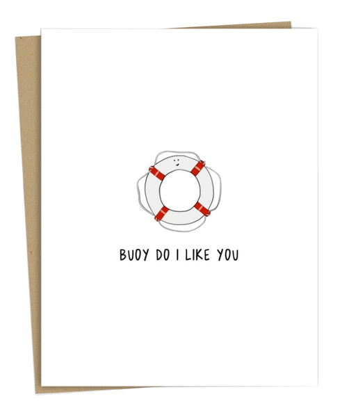 Buoy Do I Like you