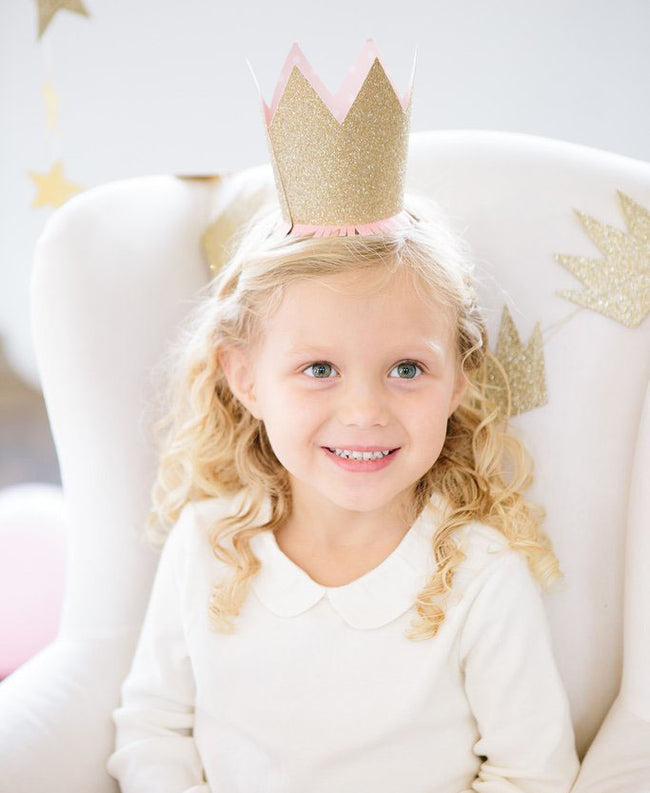 Princess Crown Party Hats