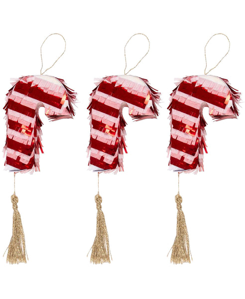 Candy Cane Pinata Favors